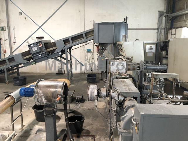 EREMA - RGA 120VE HG - Used machine - MachinePoint